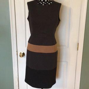 Anne Klein ponte sheath dress